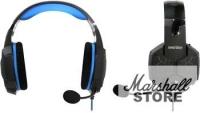 Гарнитура SmartBuy RUSH TAIPAN, черный/синий (SBHG-3000)