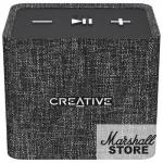 Портативная акустика CREATIVE Nuno Micro, черный