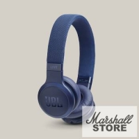 Наушники Bluetooth JBL LIVE 400BT, голубой