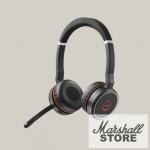 Гарнитура Bluetooth Jabra Evolve 75 MS Stereo, черный (7599-832-109)