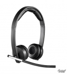Гарнитура Logitech Headset Wireless H820E Dual Bulk (981-000517)