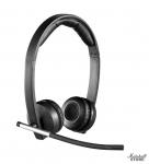 Гарнитура Logitech Headset Wireless H820E Dual Bulk (981-000517)