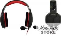 Гарнитура SmartBuy RUSH TAIPAN, черный/красный (SBHG-3200)