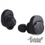 Наушники Bluetooth Audio-Technica ATH-CKR7TW, черный (ATH-CKR7TWBK)