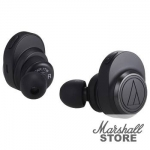 Наушники Bluetooth Audio-Technica ATH-CKR7TW, черный (ATH-CKR7TWBK)