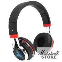 Гарнитура Bluetooth Qumo Freedom Style, черный/красный (BT-0014)