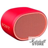 Портативная акустика Sony SRS-XB01, 3W, красный