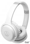 Наушники Bluetooth Audio-Technica ATH-S200BT WH, белый