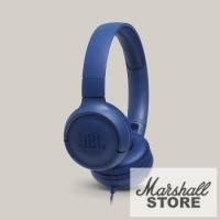 Наушники JBL Tune 500, голубой