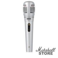 Микрофон BBK CM114 серебристый