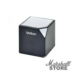 Портативная акустика Velton VLT-SP115BTBl, 3W, USB, черный