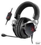 Гарнитура Creative Sound BlasterX H5, серебристо-черный (70GH031000000)