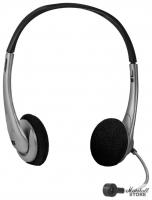 Гарнитура Defender Aura 114, черный/серый (63114)