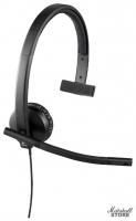 Гарнитура Logitech Headset H570e MONO, USB (981-000571)