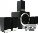 Акустика 5.1 Microlab H510, 5x30W+95W, Wooden, Black