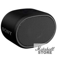 Портативная акустика Sony SRS-XB01, 3W, черный
