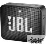 Портативная акустика JBL GO 2, черный (JBLGO2BLK)