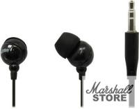 Наушники SmartBuy Color Trend Внутриканальные, 1.2м, черные (SBE-1100)