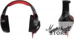 Гарнитура Dialog HGK-31L, черный/красный