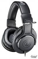 Наушники Audio-Technica ATH-M20X, черный
