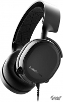 Наушники STEELSERIES Arctis 3 2019 Edition, черный (61503)