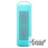 Портативная акустика NoName Wave-118, wireless, waterproof, зеленый