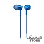 Наушники Sony MDR-EX155Li, синий