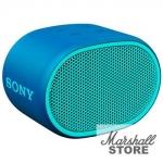 Портативная акустика Sony SRS-XB01, 3W, синий