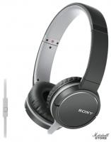 Наушники с микрофоном Sony MDR-ZX660AP, черный (MDRZX660APB.E)