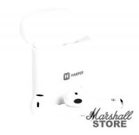 Гарнитура Bluetooth HARPER HB-508, белый