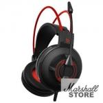 Гарнитура Qcyber BEAT, черный/красный (QC-01-009DV01)