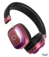 Наушники Bluetooth Qumo Style 2, черный (24077)