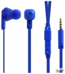 Наушники с микрофоном Crown CMEP-704, синий
