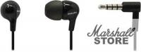 Наушники с микрофоном Philips SHE3555BK/00, черный