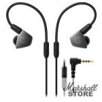 Наушники Audio-Technica ATH-LS70iS, серый