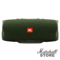Портативная акустика JBL Charge 4, зеленый (JBLCHARGE4GRN)