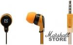 Наушники с микрофоном Defender Pulse-450, оранжевый (63450)