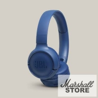 Наушники Bluetooth JBL Tune 500BT, синий