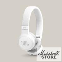 Наушники Bluetooth JBL LIVE 400BT, белый