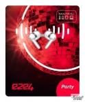 Наушники e2e4 Party, белый (ОТ-HDPH-PARTY-W)