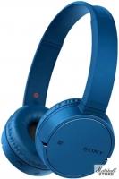Гарнитура Bluetooth Sony WH-CH500, синий