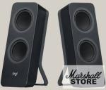 Акустика 2.0 Logitech Z207, 2x2.5W, Bluetooth, черный (980-001295)