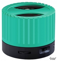 Портативная акустика Ginzzu GM-988G, зеленый