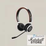 Гарнитура Jabra EVOLVE 65 UC Stereo, черный/серебристый (6599-829-409)