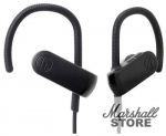 Наушники Bluetooth Audio-Technica ATH-SPORT50BT BK, черный