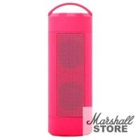 Портативная акустика NoName Wave-118, wireless, waterproof, розовый
