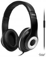 Гарнитура Sven AP-930M, черный/серебро (SV-013608)