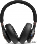 Гарнитура Bluetooth JBL Live 650BTNC, черный