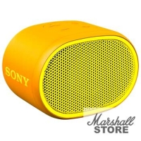 Портативная акустика Sony SRS-XB01, 3W, желтый