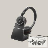 Гарнитура Bluetooth Jabra Evolve 75+ UC Stereo, черный (7599-838-199)